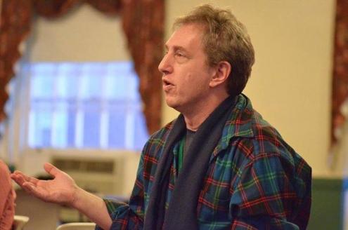 Picture of composer Rick Baitz
