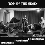 Album cover showing Diane Moser, Max Johnson, and Perry Robinson performing.