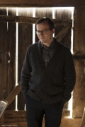 Photograph of composer Aaron Wyanski